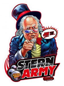 Stern Army Pinball